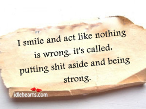 And Quotes Going Smile Like