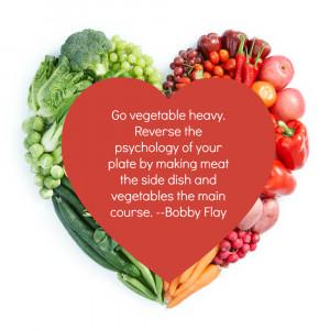 vegetable quote