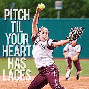 Amanda Scarborough Pitch Til Your Heart Has Laces