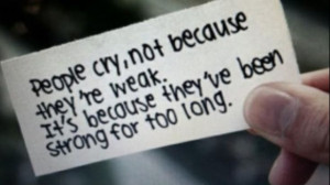 20+ Quotes about Crying