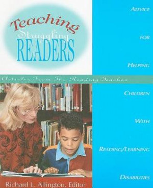 "... Readers: Articles From The Reading Teacher"" as Want to Read"