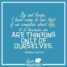 President Gordon B. Hinckley quotes
