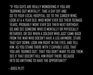 ... Plitt 'Quotivation' Video Series & Quotes [Fitness Motivation