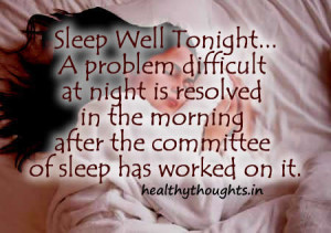 quotes-sleep-resolves-problems
