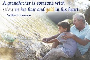 Grandfathers Golden Heart