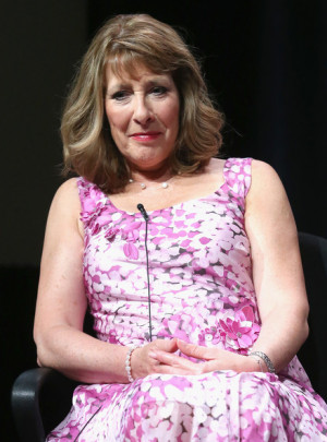 ... tour pbs panel in this photo phyllis logan actress phyllis logan