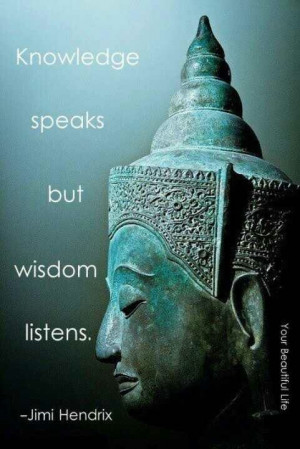 Knowledge/Wisdom