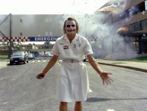 Joker Explosion