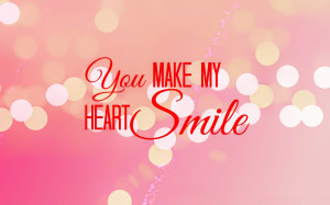 You Make My Heart Smile on Valentine Day Photos,HD Wallpapers,Images ...