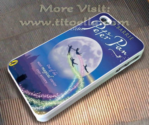 Home Page Phone Case iPod Case Peter Pan Quotes Phone Cases