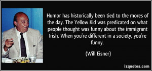 More Will Eisner Quotes