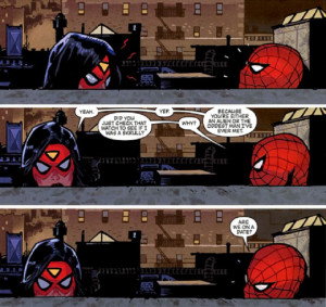 Quotes from Spider-Man Comics