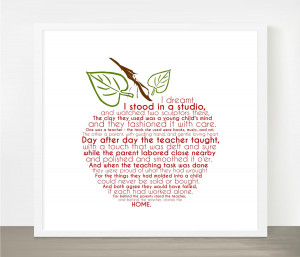 Teacher Appreciation Quotes And Sayings Teacher appreciation gift