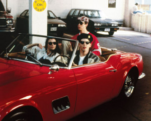 The Ferrari from Ferris Bueller's Day Off