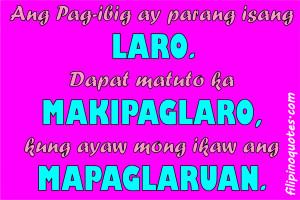 Image search: Mga Love Quotes Tagalog