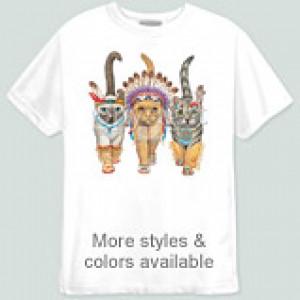 Buy This Cat-Tshirt here.