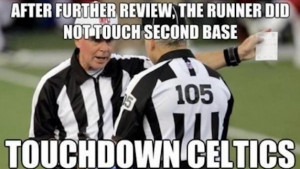 Roundup Of The Best Memes About Last Night's Blown Call In The ...