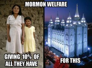 Mormon welfare