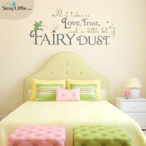 Fairy Dust Quote-$47.99