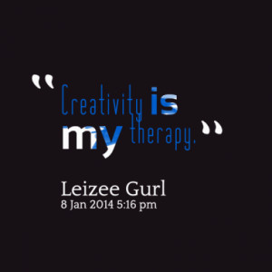 Quotes About: therapy