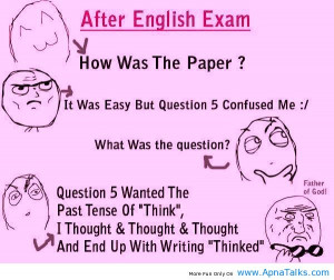 ... Funny & Quotes archive. Funny Quotes on Exams picture, image, photo or
