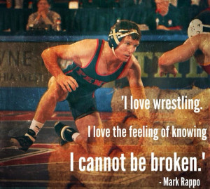 PA State Champ Mark Rappo: The Art of War