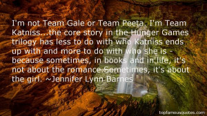 Top Quotes About Peeta In The Hunger Games