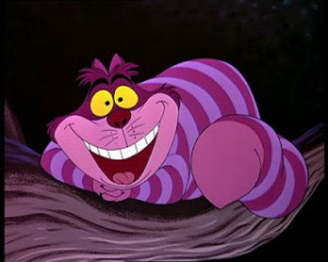 Cheshire Cat Quotes