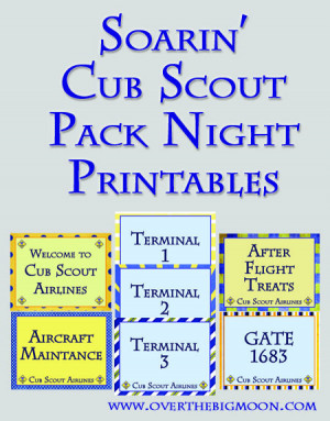 Pack Meeting Ideas For Cub Scouts In October | PDF Library