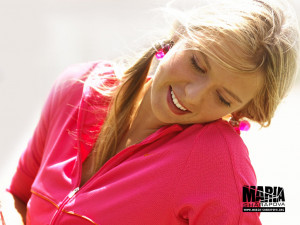 Re: The MARIA SHARAPOVA THREAD - Quotes, Facts, Reports, Anything! 1ST ...