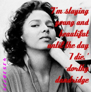 Dorothy Dandridge Daughter