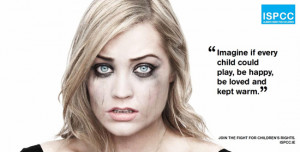 Shock pictures: Celebs support anti-bullying campaignMSN Celebrity