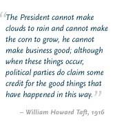 Biography: 27. William Howard Taft