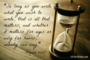 So long as you write what you wish to write, that is all that matters ...