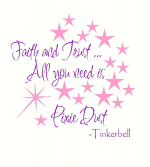 Tinkerbell Quotes Images Picture