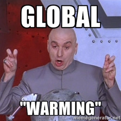 Dr. Evil Air Quotes - Global