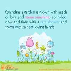 grandparents # quotes more gardens ideas grandparents grandkids ...