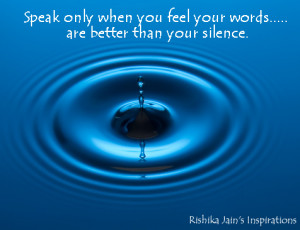 Silence quotes, pictures, thoughts, listening quotes
