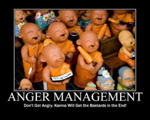 Anger Management & Karma