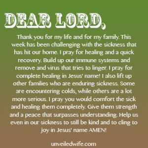 Pray Quotes For The Sick ~ sickness.jpg