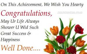 congrats on achievement pictures facebook