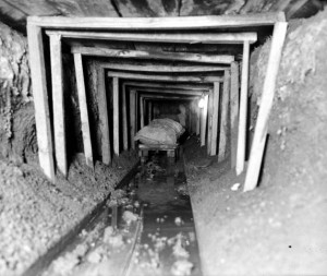 tunnel used to transport alcohol between buildings is discovered ...
