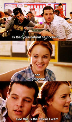 Mean girls quotes tumblr 1