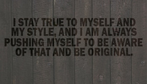 Quotes Sayings About Myself