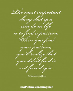 The Amazing Of Passion Quotes: Your Passion And You Will Get Your Own ...