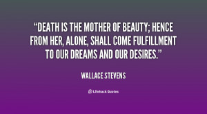 quotes about death of a mother