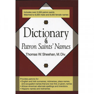 Patron Saints Names and Meanings