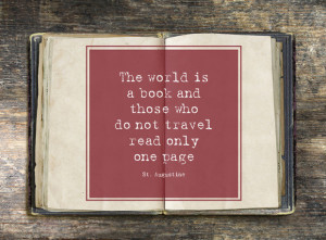 Inspiring Travel Quotes [that will make you want to quit your job]