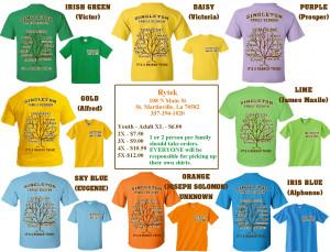 Family Reunion TShirt Form. Family Reunion T Shirts Sayings. View ...
