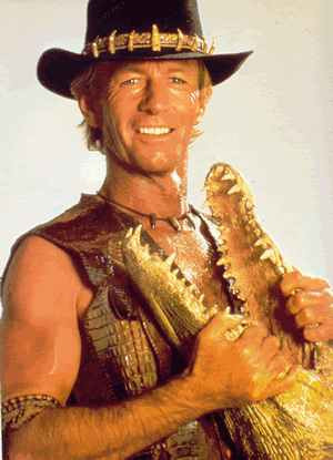 Paul Hogan (Crocodile Dundee)